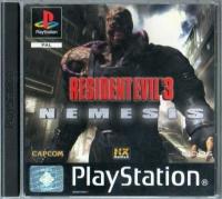 Resident Evil 3: Nemesis [IT] Box Art