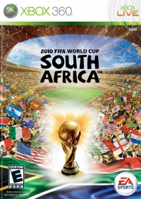 2010 Fifa World Cup: South Africa Box Art