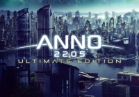 Anno 2205 Ultimate edition Box Art