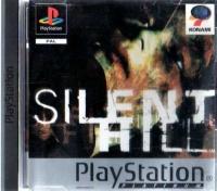 Silent Hill - Platinum [IT] Box Art