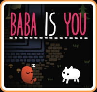 Baba Is You Box Art