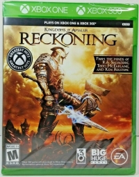 Kingdoms of Amalur Reckoning Box Art
