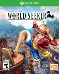 One Piece: World Seeker Box Art
