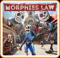 Morphies Law Box Art