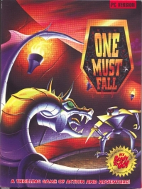 One Must Fall: 2097 Box Art