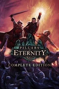 Pillars of Eternity: Complete Edition Box Art