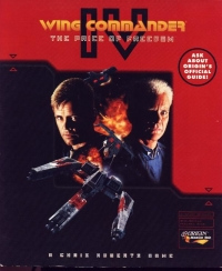 Wing Commander IV: The Price of Freedom Box Art