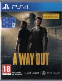 A Way Out [IT] Box Art