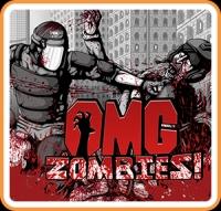 OMG Zombies! Box Art