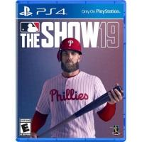 MLB The Show 19 Box Art