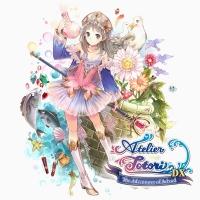Atelier Totori: The Adventurer of Arland DX Box Art
