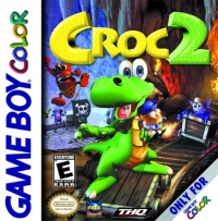 Croc 2 Box Art