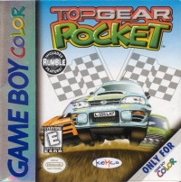 Top Gear Pocket Box Art