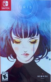 Gris (girl crying) Box Art