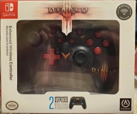 Power A Switch Enhanced Wireless Controller - Diablo III Box Art