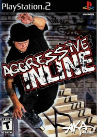 Aggressive Inline Box Art