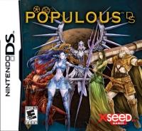 Populous DS Box Art