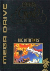 Ottifants, The - Gold Collection Box Art