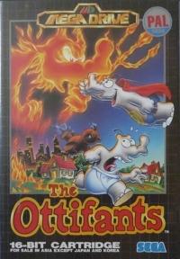 Ottifants, The Box Art