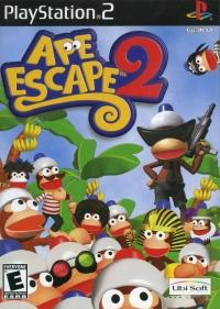 Ape Escape 2 Box Art