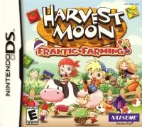 Harvest Moon: Frantic Farming Box Art