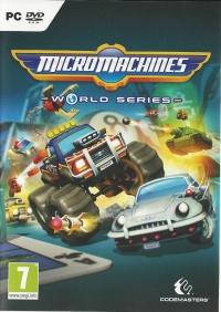 Micro Machines: World Series Box Art