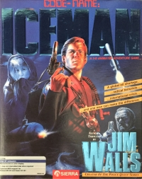 Codename: Iceman Box Art
