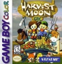 Harvest Moon GBC Box Art