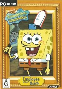Spongebob Squarepants: Employee of the Month Box Art