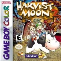 Harvest Moon 2 GBC Box Art