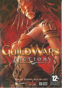 Guild Wars: Factions Box Art