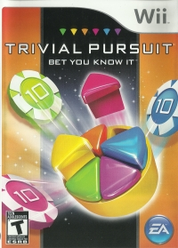 Trivial Pursuit Bet You Know It Box Art