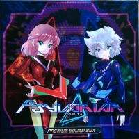 Psyvariar Delta - Premium Sound Box Box Art