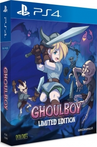 GhoulBoy [Limited Edition] Box Art