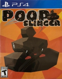 Poop Slinger Box Art