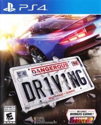Dangerous Driving Box Art