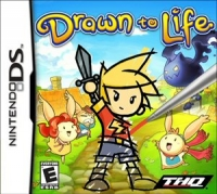 Drawn to Life Box Art