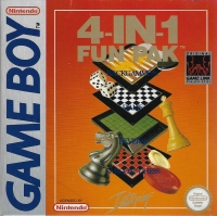 4-in-1 Fun Pak [DE] Box Art