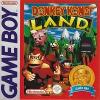 Donkey Kong Land (Game Boy Nintendo Classics) [DE] Box Art