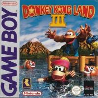 Donkey Kong Land III [DE] Box Art