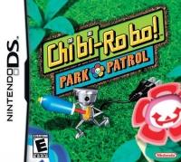 Chibi-Robo!: Park Patrol Box Art
