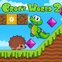 Croc's World 2 Box Art