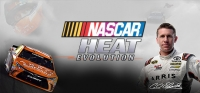 NASCAR Heat Evolution Box Art