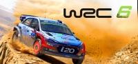 WRC 6: FIA World Rally Championship Box Art