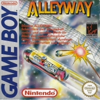 Alleyway [DE] Box Art