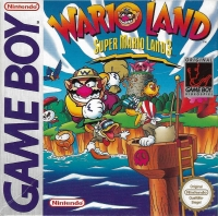 Wario Land: Super Mario Land 3 [DE] Box Art