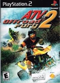 ATV Offroad Fury 2 Box Art
