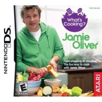 What's Cooking? with Jamie Oliver Box Art