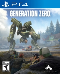 Generation Zero Box Art