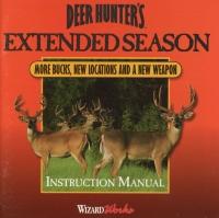 Deer Hunter's Extended Season Box Art